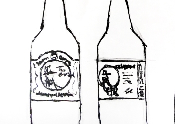 Bottle & label thumbnails